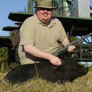 Wild Boar Hunt Report: December 29th, 2008