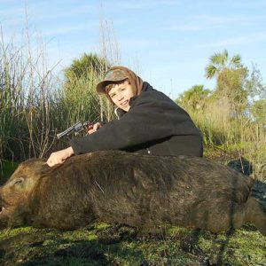 Wild Boar Hunt Report: January 17th, 2009