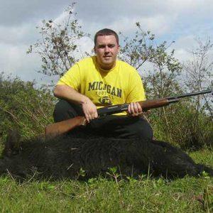 Wild Boar Hunt Report: January 2nd, 2009