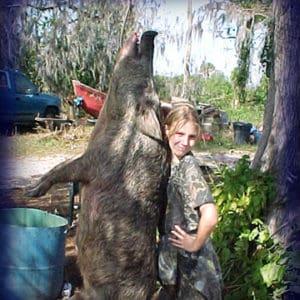 Wild Boar Hunt Report: January 28th, 2006