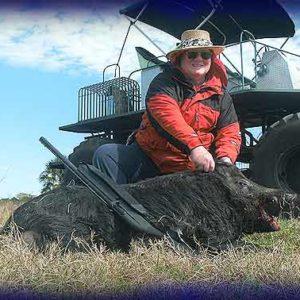 Wild Boar Hunt Report: February 20th, 2009