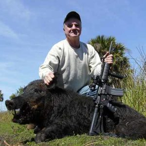 Wild Boar Hunt Report: March 3rd, 2009
