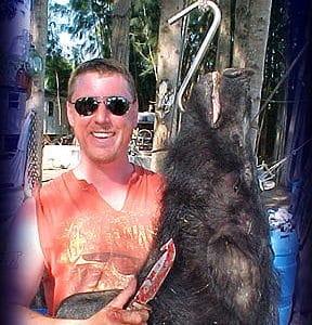 Wild Boar Hunt Report: April 23rd, 2004