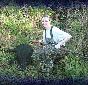 Wild Boar Hunt Report: January 3rd, 2006