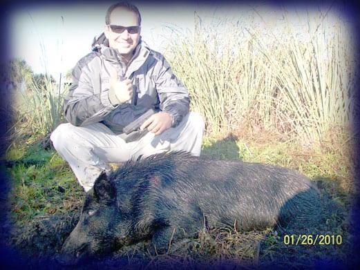 Wild Boar Hunt Report: January 26th, 2010