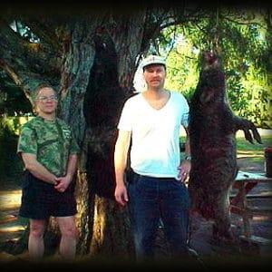 Wild Boar Hunt Report: April 3rd, 2001