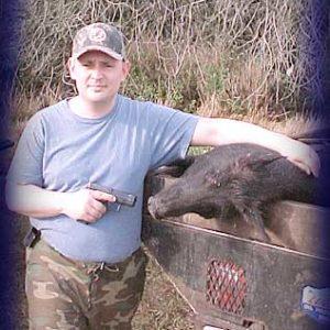 Wild Boar Hunt Report: February 13th, 2008