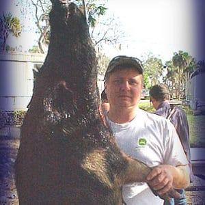 Wild Boar Hunt Report: January 27th, 2006
