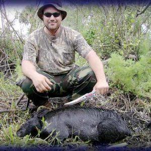 Wild Boar Hunt Report: April 25th, 2008