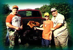 Wild Boar Hunt Report: April 17th, 2001