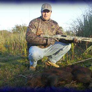 Wild Boar Hunt Report: January 24th, 2009