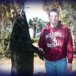 Wild Boar Hunt Report: January 16th, 2006