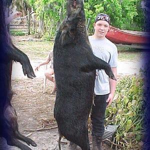 Wild Boar Hunt Report: February 22nd, 2006