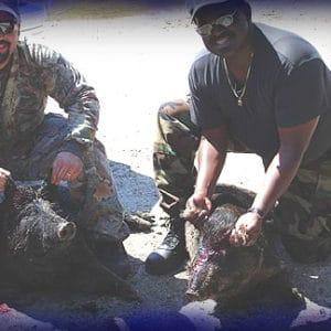 Wild Boar Hunt Report: February 20th, 2006