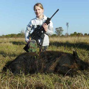 Wild Boar Hunt Report: December 30th, 2008