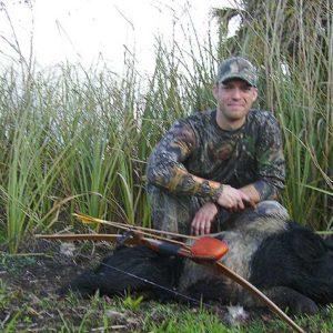 Wild Boar Hunt Report: January 19th, 2009
