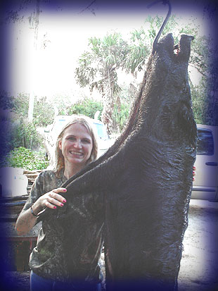Wild Boar Hunt Report: January 3rd, 2007