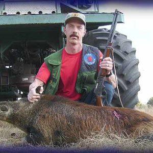 Wild Boar Hunt Report: January 28th, 2009