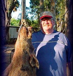 Wild Boar Hunt Report: May 18th, 2004