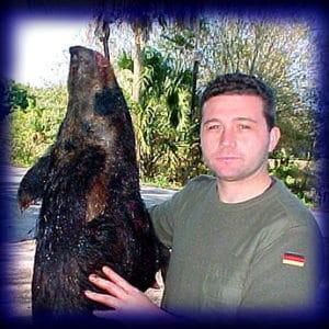 Wild Boar Hunt Report: January 19th, 2003