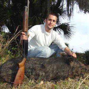 Wild Boar Hunt Report: February 28th, 2009
