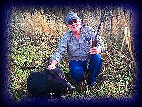 Wild Boar Hunt Report: January 25th, 2002