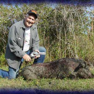 Wild Boar Hunt Report: December 23rd, 2008